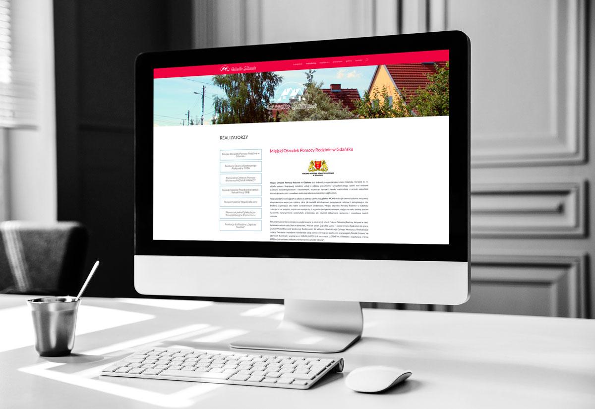 osiedle sitowie – strona www